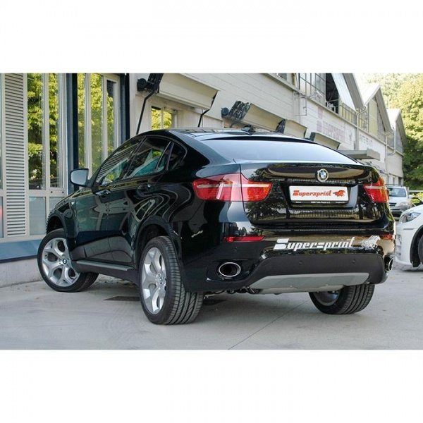 Supersprint BMW X6 35d