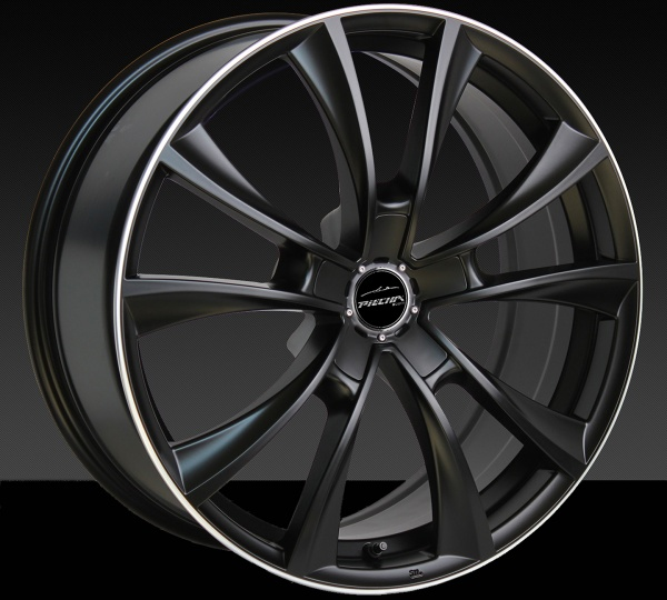 PIECHA WHEELS MONOBLOCK R20BL F-TYPE