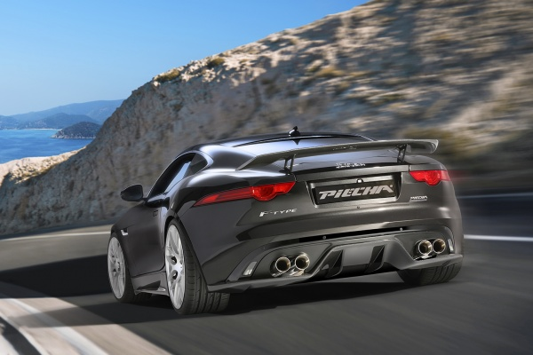 PIECHA JAGUAR F-TYPE V8 R-COUPE